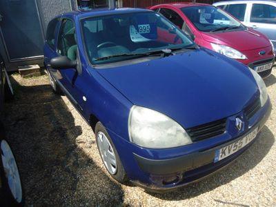Renault Clio Hatchback 1.2 Rush 3dr