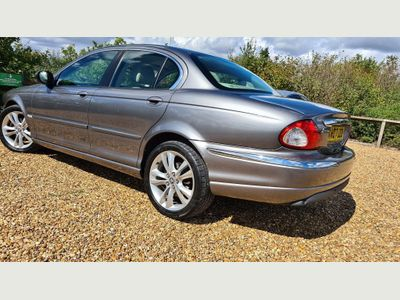 Jaguar X-Type Saloon 2.2 D Sovereign 4dr