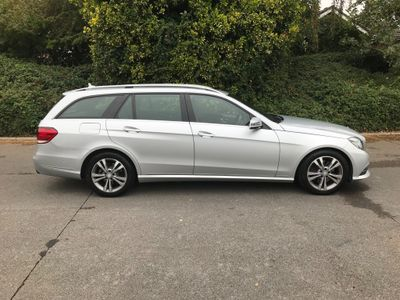 Mercedes-Benz E Class Estate 2.1 E250 CDI SE 7G-Tronic Plus 5dr