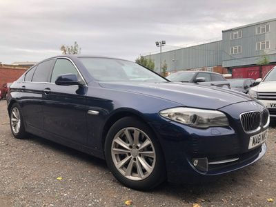 BMW 5 Series Saloon 2.0 525d SE 4dr