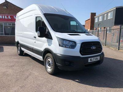 Ford Transit Panel Van 2.0TDCi 130BHP(EU6) EcoBlue L3H3 350 Van