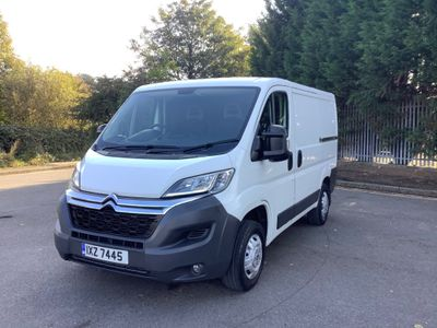 Citroen Relay Panel Van 2.2 HDi 30 L1H1 L1 EU5 5dr