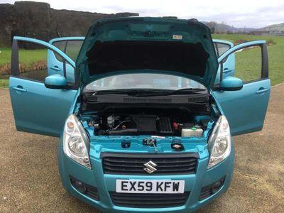 Suzuki Splash Hatchback 1.2 GLS+ 5dr