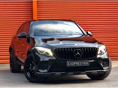 Mercedes-Benz GLC Class Coupe 2.1 GLC220d AMG Line (Premium) G-Tronic 4MATIC (s/s) 5dr