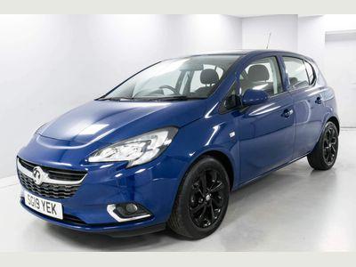 Vauxhall Corsa Hatchback 1.4i ecoTEC SRi Nav 5dr