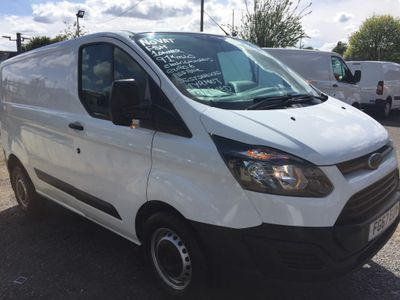 Ford Transit Custom Unlisted Custom 290