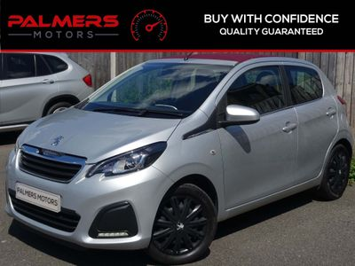 PEUGEOT 108 Convertible 1.0 Active Top! 5dr