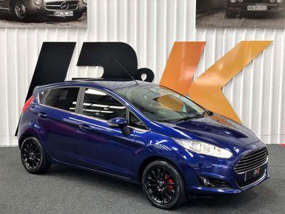 Ford Fiesta Hatchback 1.6 TDCi Titanium X 5dr