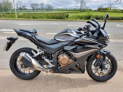 Honda CBR500 Super Sports 500 RA ABS