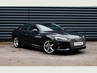 Audi A5 Coupe 2.0 TDI ultra Sport S Tronic (s/s) 2dr
