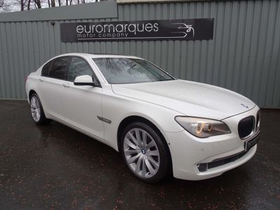 BMW 7 Series Saloon 3.0 730d SE 4dr