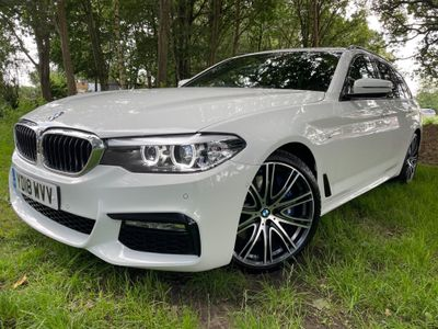 BMW 5 Series Estate 3.0 540i GPF M Sport Touring Auto xDrive (s/s) 5dr