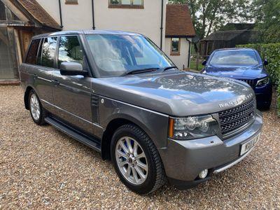 Land Rover Range Rover SUV 4.4 TD V8 Vogue 5dr