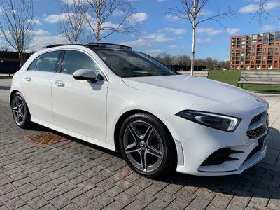 Mercedes-Benz A Class Hatchback 1.3 A200 AMG Line (Premium Plus) 7G-DCT (s/s) 5dr