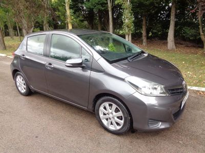 Toyota Yaris Hatchback 1.33 VVT-i Icon 5dr