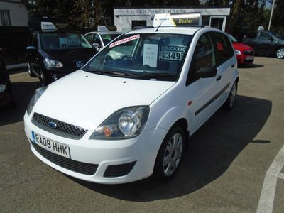 Ford Fiesta Hatchback 1.6 Style 5dr