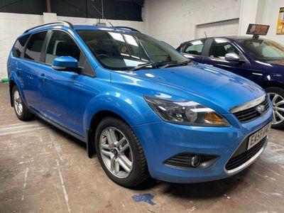 Ford Focus Estate 1.8 TDCi Titanium 5dr