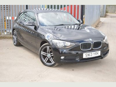 BMW 1 Series Hatchback 1.6 114i Sport Sports Hatch 3dr
