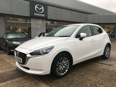 Mazda Mazda2 Hatchback 1.5 SKYACTIV-G MHEV GT Sport Nav (s/s) 5dr