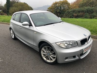 BMW 1 SERIES Hatchback 1.6 116i M Sport 5dr