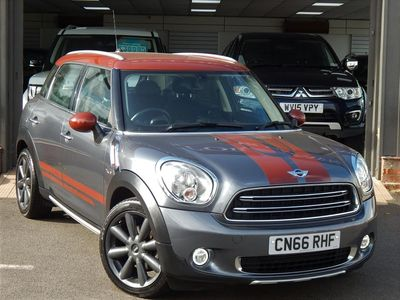 MINI Countryman Hatchback 1.6 Cooper D Park Lane (s/s) 5dr