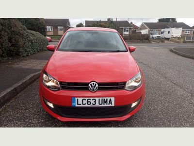 Volkswagen Polo Hatchback 1.2 Match Edition 3dr