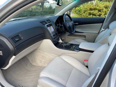 Lexus GS 300 Saloon 3.0 SE CVT 4dr