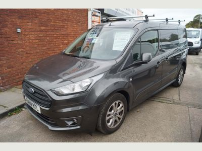 Ford Transit Connect Panel Van 1.5 240 EcoBlue Limited L2 EU6 (s/s) 5dr
