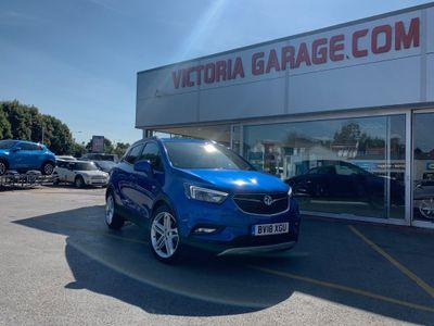 Vauxhall Mokka X SUV 1.4i Turbo Elite Nav Auto 5dr