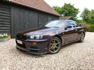 Nissan Skyline Coupe 2.6 GT-R Limited Edition 2dr