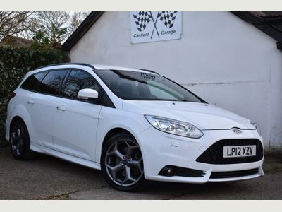 Ford Focus Estate 2.0 T ST-3 5dr