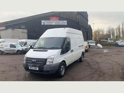 Ford Transit Panel Van 2.2 TDCi 350 High Roof Van LWB 3dr (EU5, LWB)