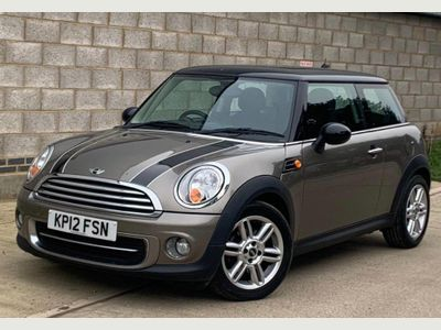 MINI Hatch Hatchback 1.6 Cooper (Avenue) 3dr