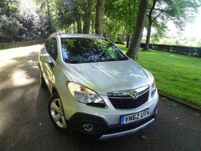 Vauxhall Mokka SUV 1.7 CDTi Exclusiv 2WD (s/s) 5dr