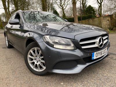 Mercedes-Benz C Class Estate 2.1 C220d SE 7G-Tronic+ (s/s) 5dr