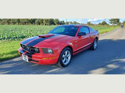 Ford Mustang Coupe 4.0 V6 Coupe Automatic
