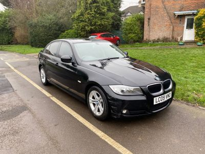 BMW 3 Series Saloon 2.0 318d ES 4dr