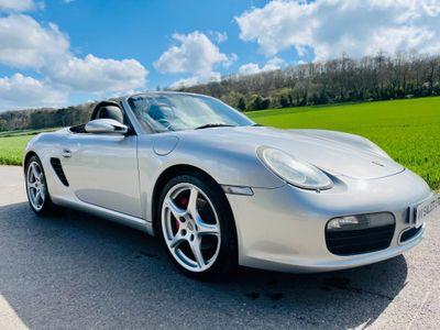Porsche Boxster Convertible 3.4 987 S 2dr