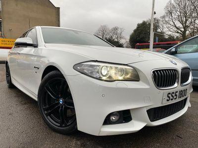 BMW 5 Series Saloon 3.0 535i M Sport 4dr