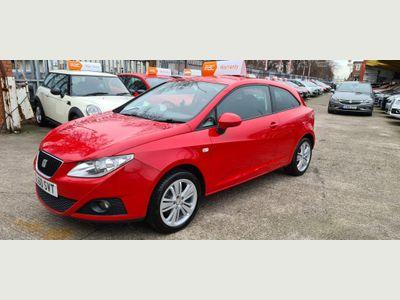 SEAT Ibiza Hatchback 1.4 16v Good Stuff SportCoupe 3dr