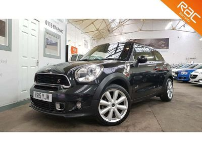MINI Paceman Hatchback 2.0 Cooper SD ALL4 3dr