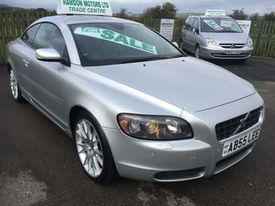 Volvo C70 Convertible 2.4 i SE Lux 2dr