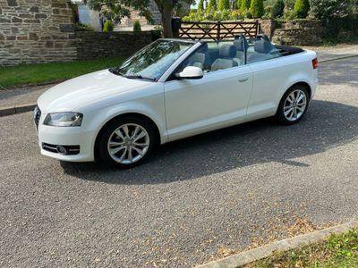 Audi A3 Cabriolet Convertible 1.6 TDI Sport 2dr