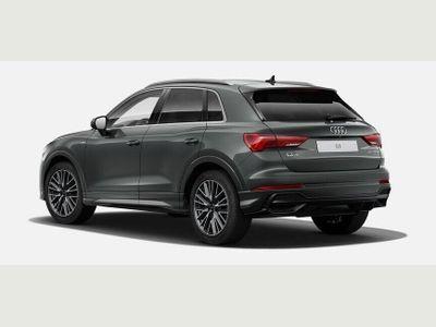 Audi Q3 SUV 2.0 TFSI 40 S line S Tronic quattro (s/s) 5dr