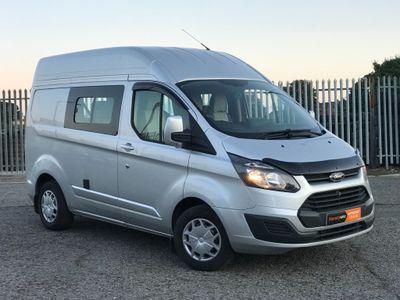 Ford Transit Custom Panel Van 2.0 TDCi 290 Trend L2 H1 5dr