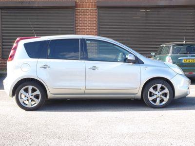 Nissan Note Hatchback 1.5 dCi n-tec 5dr E5