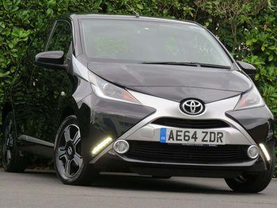 Toyota AYGO Hatchback 1.0 VVT-i x-clusiv 5dr EU5