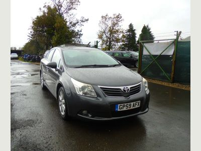 Toyota Avensis Saloon 1.8 V-Matic TR 4dr