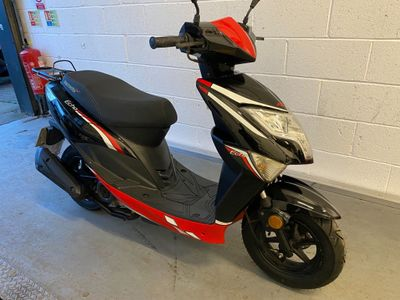 Lexmoto Echo Moped 50 50 E4