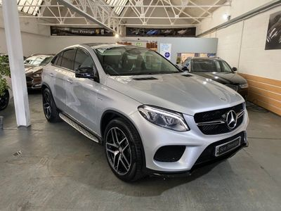 Mercedes-Benz GLE Class Coupe 3.0 GLE450 V6 AMG (Premium) G-Tronic 4MATIC (s/s) 5dr
